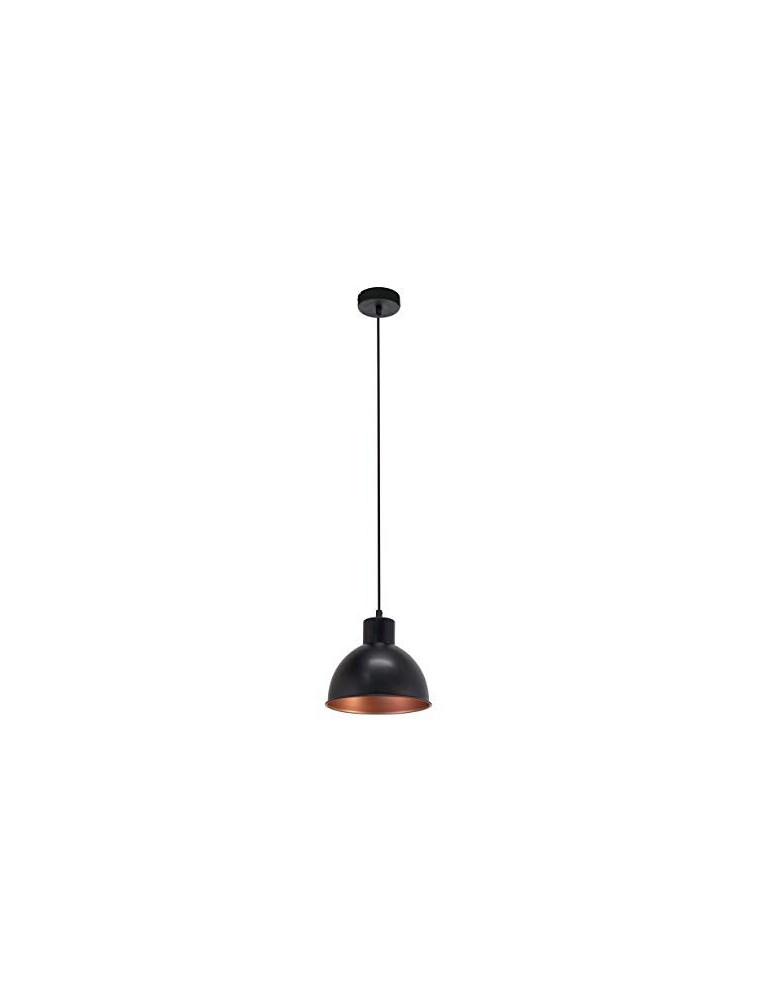 Lámpara de techo Truro de Eglo Tienda de iluminación Robert La Rosa