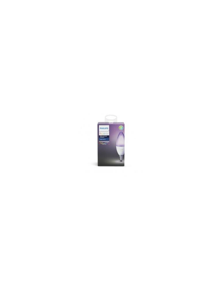 PHILIPS PACK 1 HUE E14 RGB