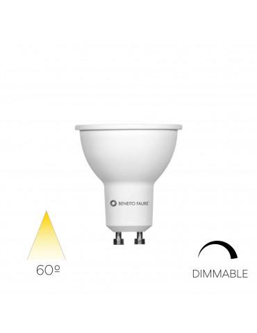 PAR 16 LED 8 W. 60º DIMABLE