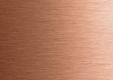 El cobre, color tendencia para lámparas