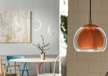 ¿Cómo decorar tu hogar con lámparas colgantes?